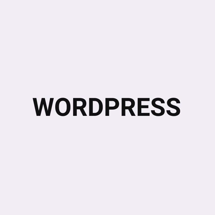 Webredone.com - services - custom wordpress development