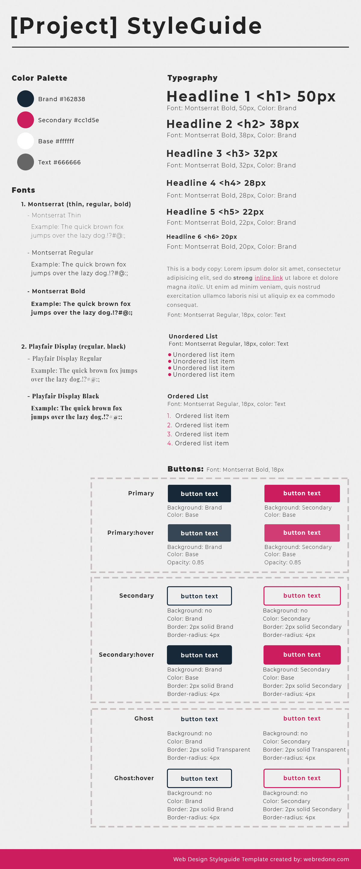 website design guidelines