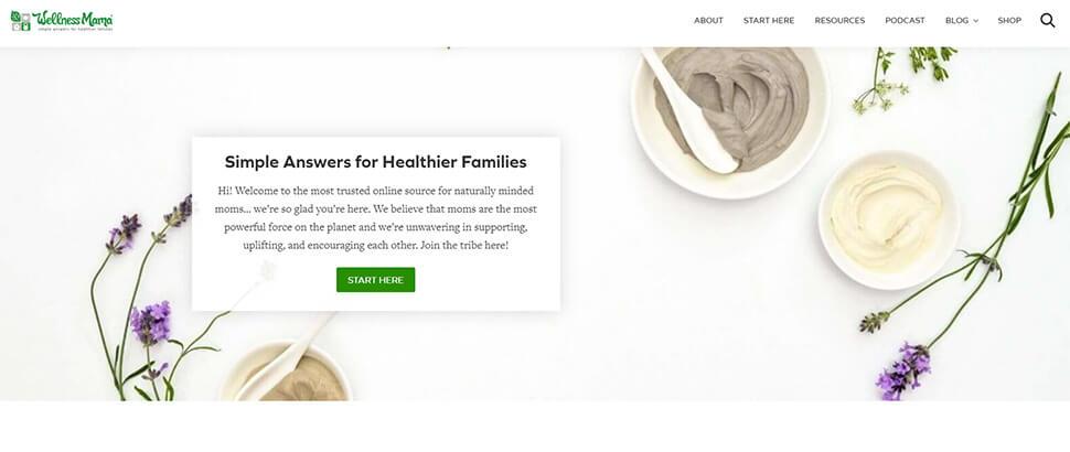 types of websites - blog - by webredone