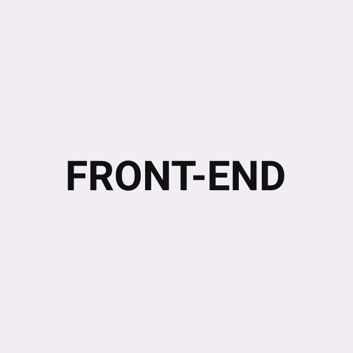 webredone.com - services - custom front-end development
